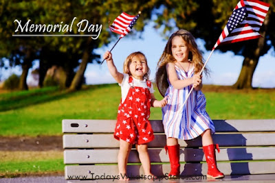 Memorial Day 2017 Status for Whatsapp & Facebook: { Holiday }