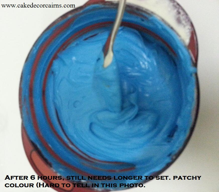 Coloured Ganache Recipe  How to colour ganache by Cake Decor in Cairns