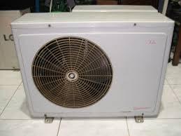AC ½ PK Rusak