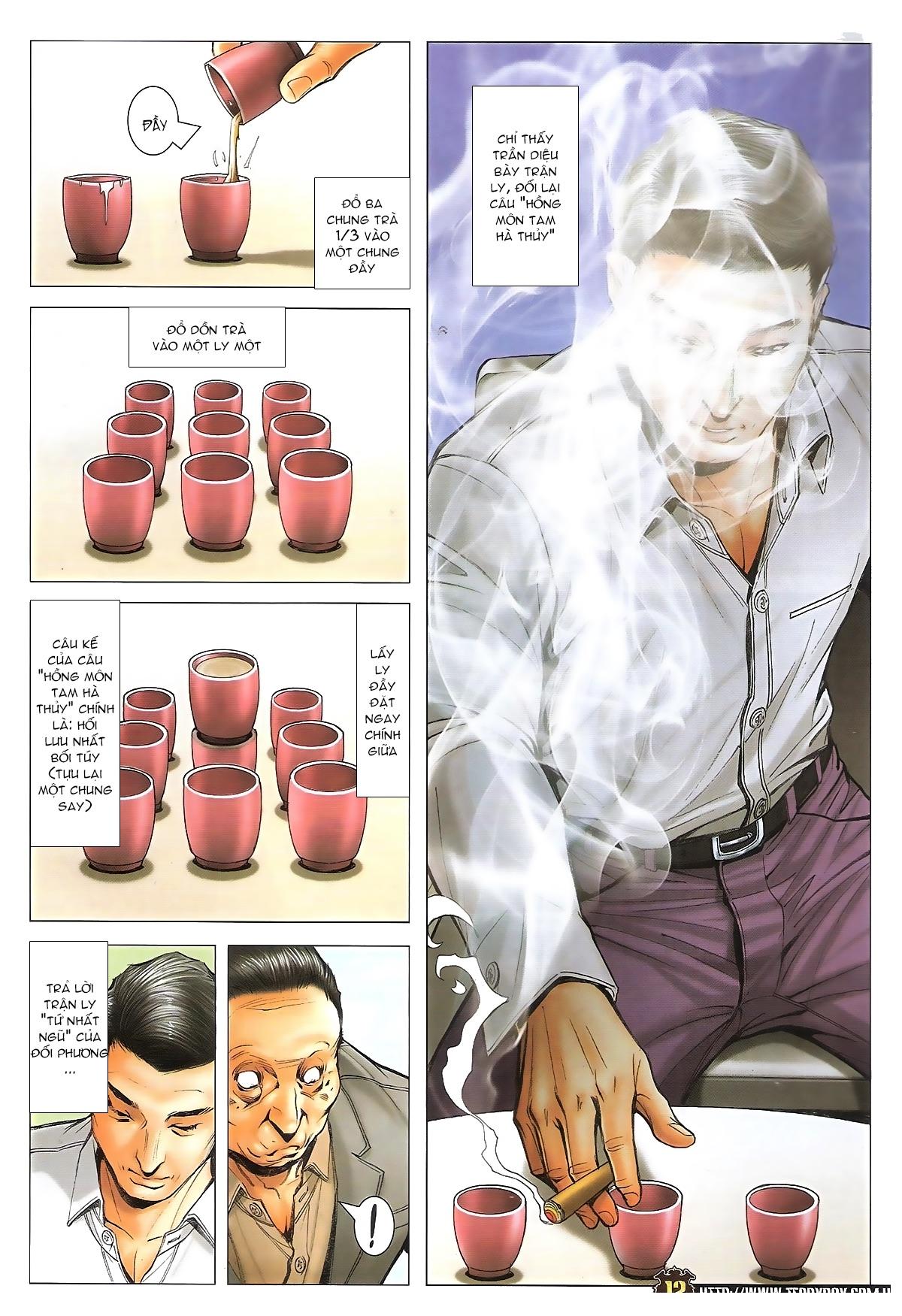 Người Trong Giang Hồ - Ngũ Hổ qui thiên - Chapter 1716: Đàm phán siêu cấp 2 - Pic 10