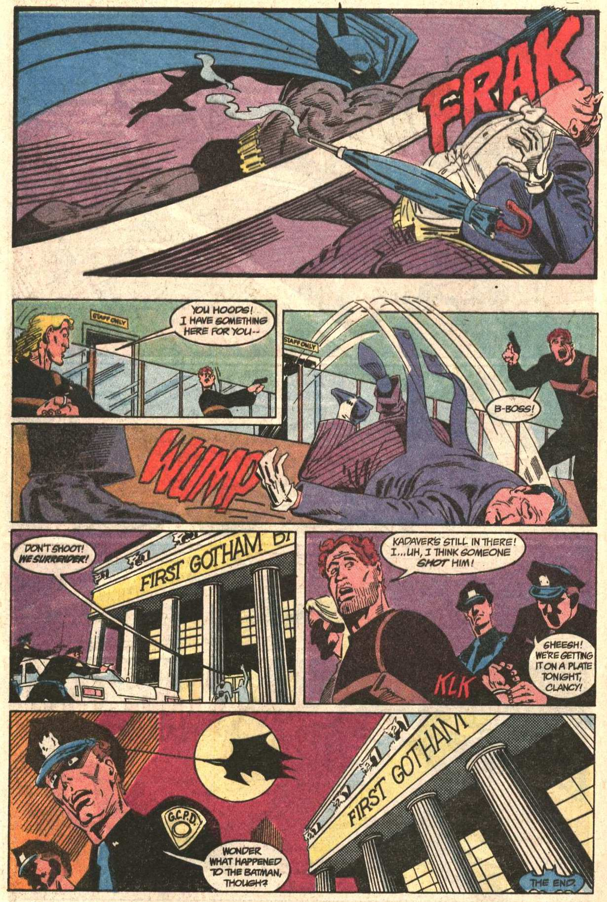 Detective Comics (1937) 611 Page 22