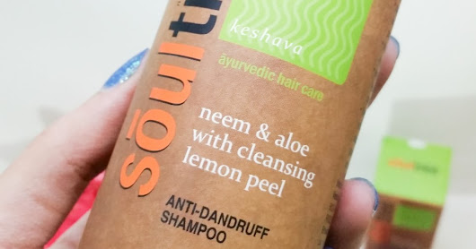 SoulTree | Anti-Dandruff Hair Care Duo Review