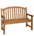 Three Birds Casual Victoria 4-Foot Teak Garden Bench