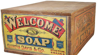 picture of a soap box.
