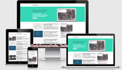 Templates AMP Blogger Kompidesign