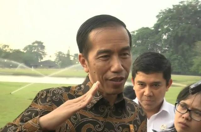 Balas Prabowo soal Ekonomi Bagus 'Ndasmu', Jokowi: Kita Naik Sedikit