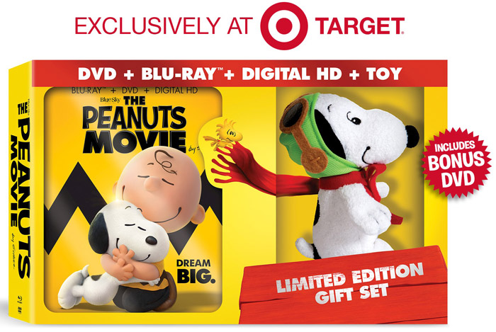 69078003c8 Two more home video versions of The Peanuts Movie on March 8