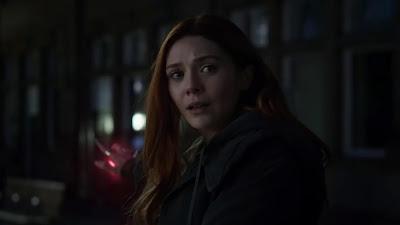 Avengers Infinity War Movie 2018 Elizabeth Olsen HD Wallpaper Download