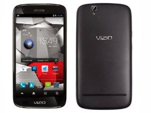 VIZIO VP800 Thickness Android Smartphone Review