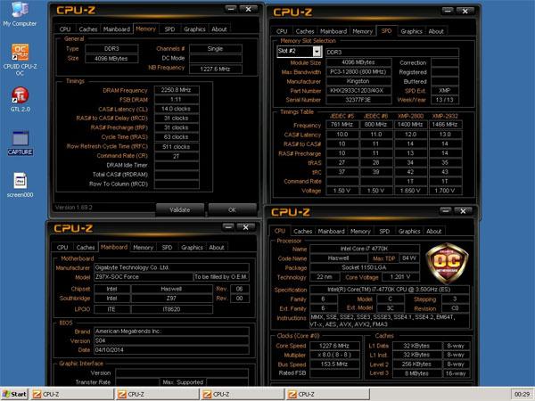 HyperX Cetak Rekor Dunia Overclocking 4500MHz