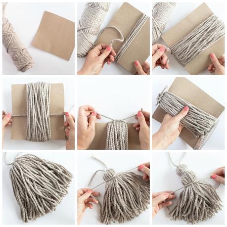Home kids inspiraci n y creatividad como hacer borlas - Como hacer borlas de hilo ...