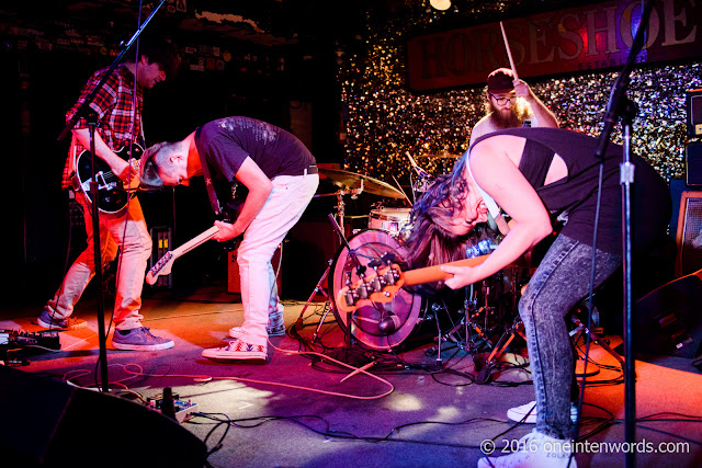 Altered by Mom at The Horseshoe Tavern June 30, 2016 Photo by John at One In Ten Words oneintenwords.com toronto indie alternative live music blog concert photography pictures
