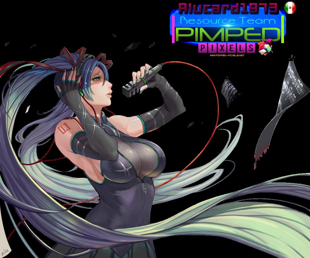 Hatsune Miku (2)