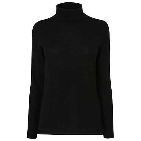 L K Bennett Wool roland polo neck jumper