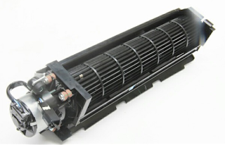 Fungsi fan blower pada bagian unit indor AC