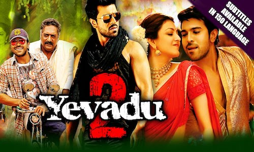 Yevadu 2 2016 HDRip 850MB Hindi Dubbed 720p