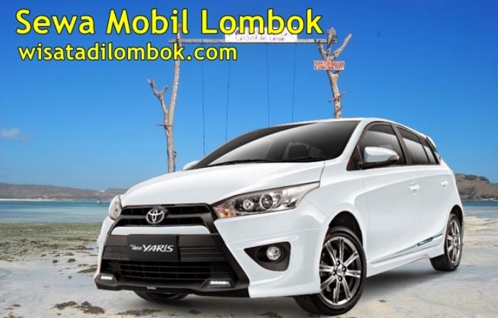 Harga Sewa Mobil Yaris di Lombok