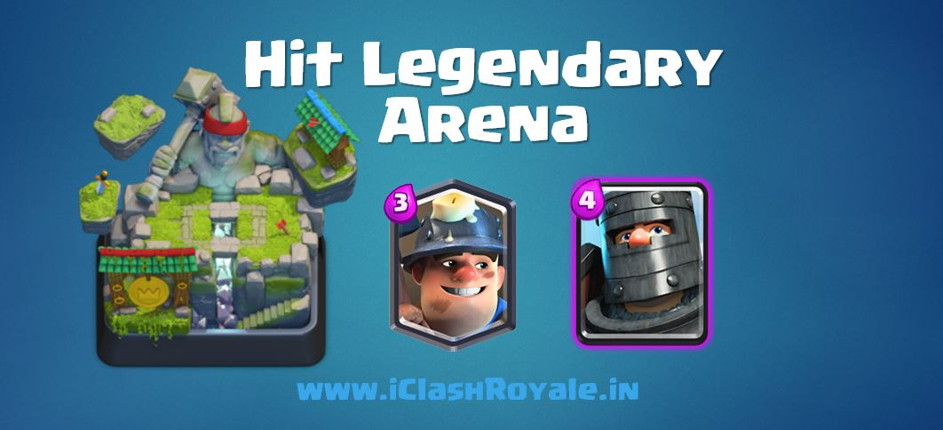 Clash Royale With This Cheap Miner Deck - iClashRoyale | Clash Royale ...