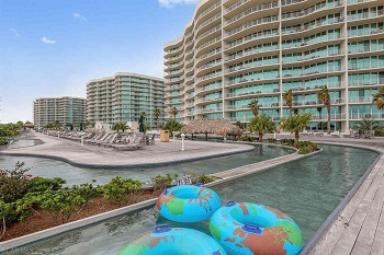 Orange Beach Alabama Vacation Rental, Caribe Condos
