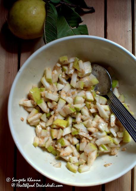 guava salad