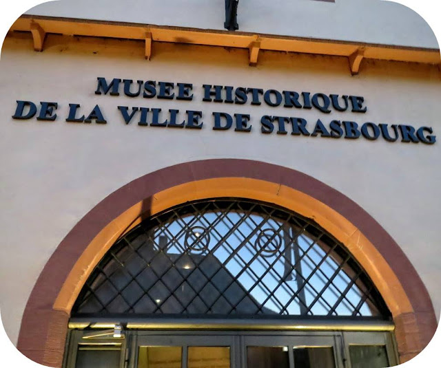 Celebrating Christmas in Strasbourg and Alsace - Musee Historique de la Ville de Strasbourg