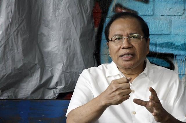 Rizal Ramli Sebut Pidato Jokowi Seolah Peduli kepada Petani, Tapi Ternyata..