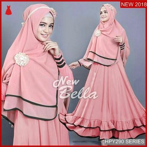 HPY290B154 Bella Syari Anak Full Murah BMGShop