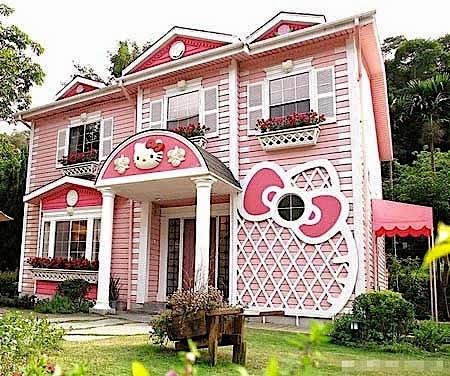 Rumah Minimalis artis korea