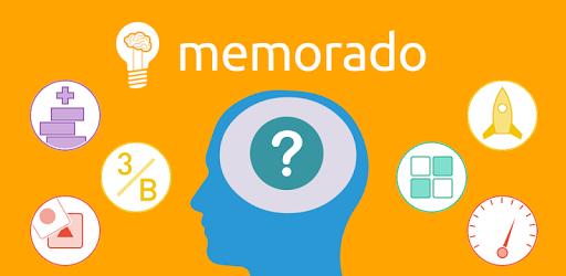 تحميل لعبة الذاكرة والذكاء Memorado - Brain Games مجانا للأندرويد