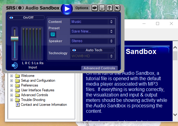srs audio sandbox 1.10.2.0 crack free download