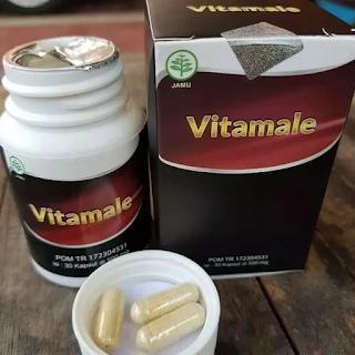 Vitamale hwi asli 100% herbal