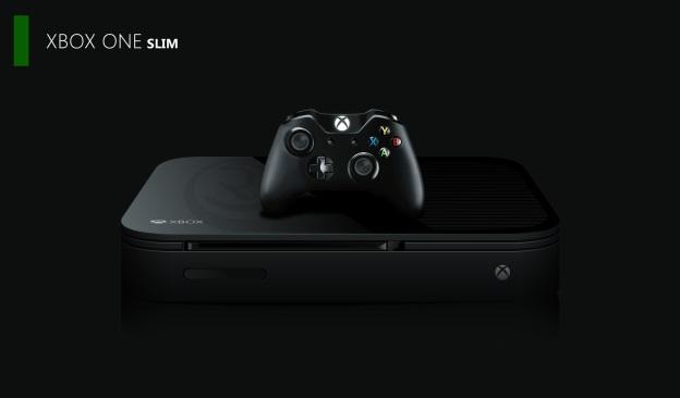 Microsoft Xbox One Slim Modeli Yakında Gelebilir