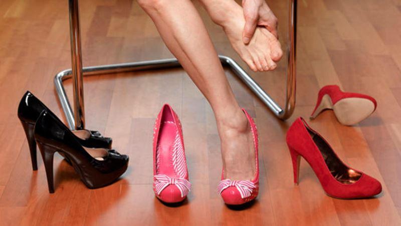 Ayakkabılarınız ve yüzüğünüz dar geliyorsa dikkat!