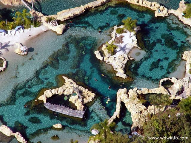 Discoery Cove Orlando - FreshWater Oasis