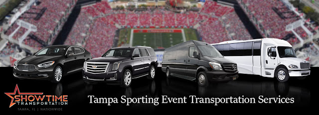 Tampa Sports Event Transportation
