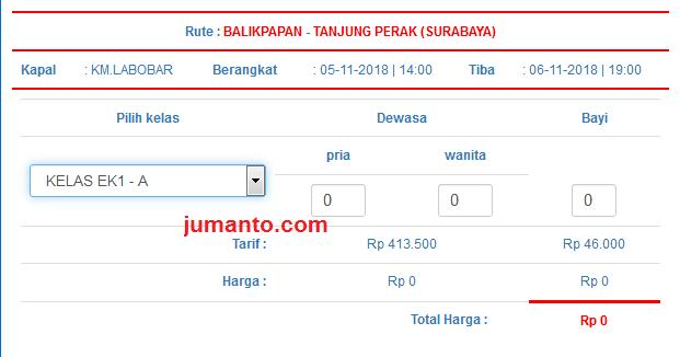 Jadwal Dan Harga Tiket Kapal Laut Balikpapan Surabaya 2019 Km