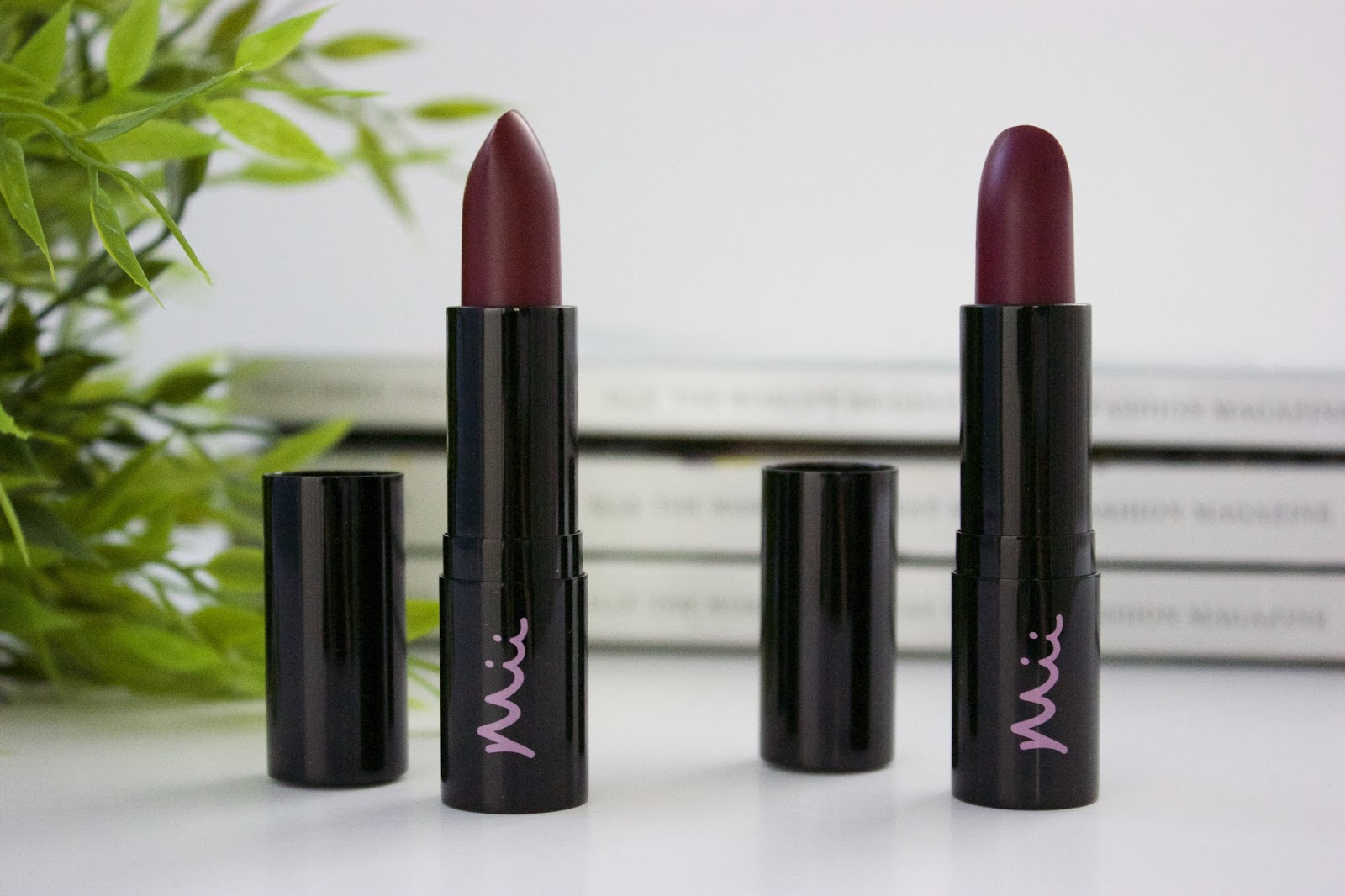 Mii Cosmetics Eloquence Collection Lip