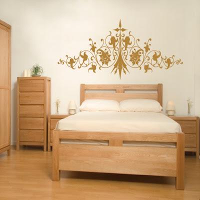 stiker dinding kamar tidur