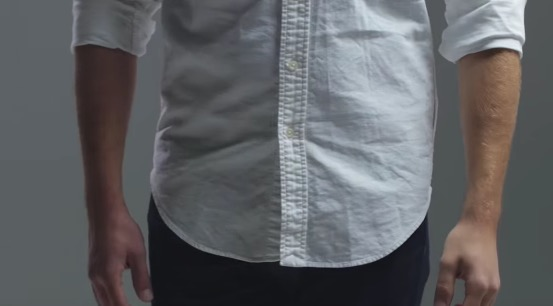 Tips Memakai Baju Kameja