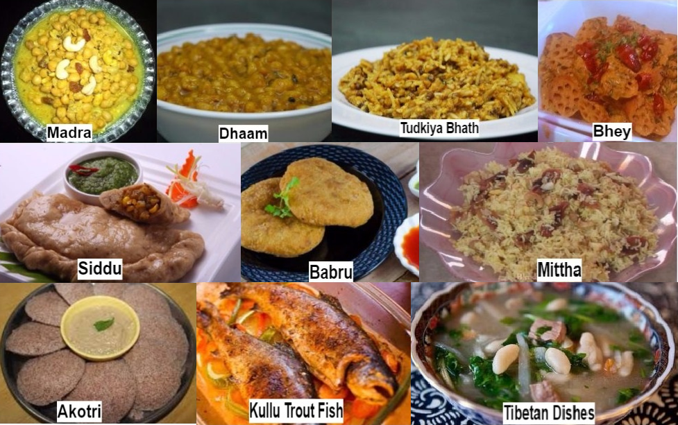top 10 Dishes From Himachal Pradesh