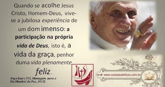 Mensagem De Paz: A Caminho: Mensagem Do Papa Bento XVI Para O Dia Mundial