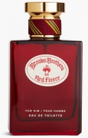 Red Fleece for Him by Brooks Brothers