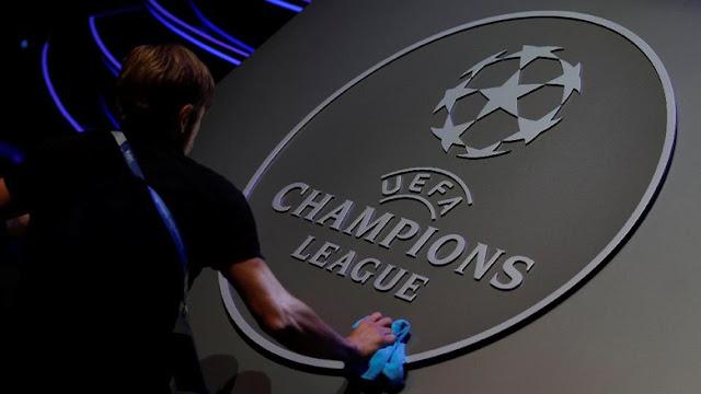 Jadwal Liga Champions Tengah Pekan Ini