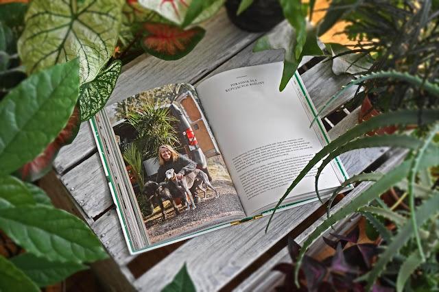 książka o roślinach doniczkowych