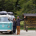 A couple spent 15k driving a $500 Volkswagen bus from Alaska to Argentina