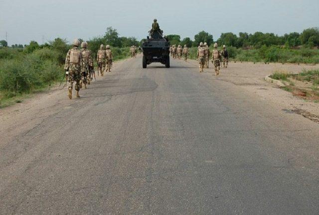 Boko Haram datboyjerry muhammadu buhari Sambisa Forest soldiers White Man
