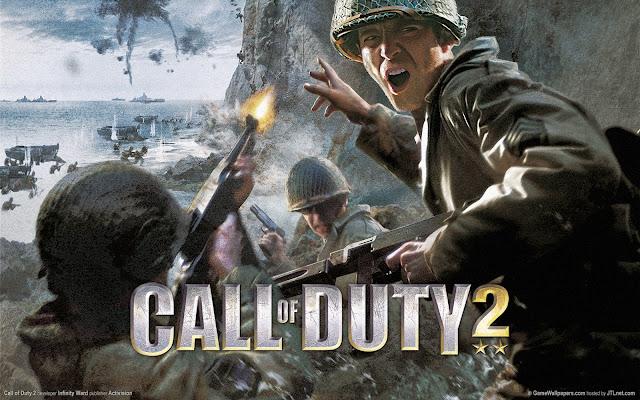 تحميل لعبة Call of Duty 2 برابط مباشر