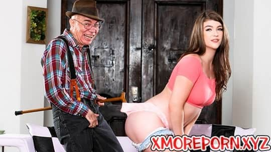 Remy Rayne in Teen Shows Love To Older Man - Devils Film