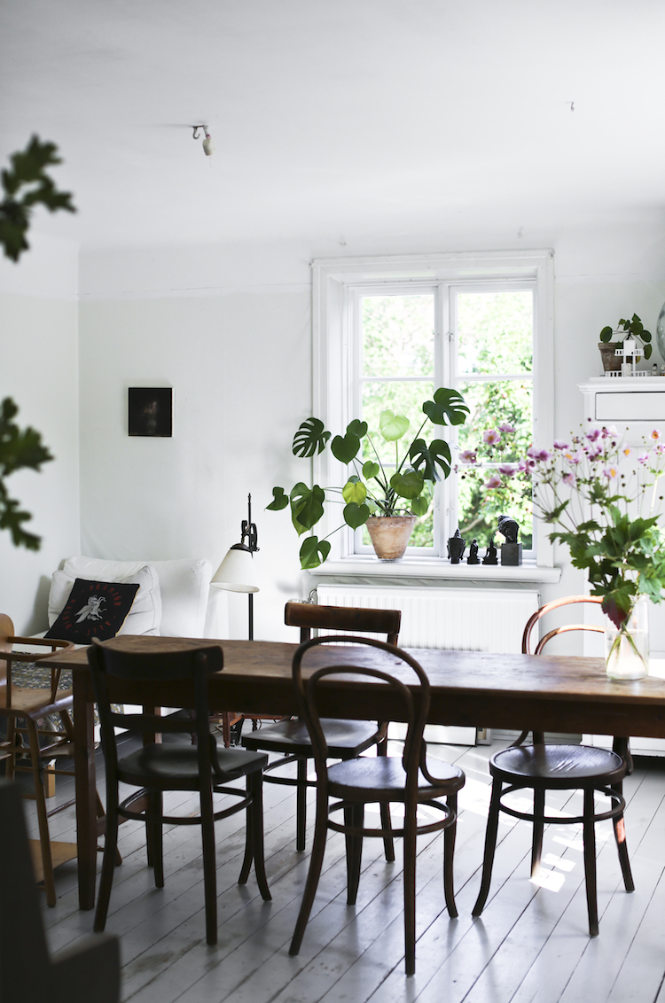 Ida's Poetic 19th Century House in Southern Sweden