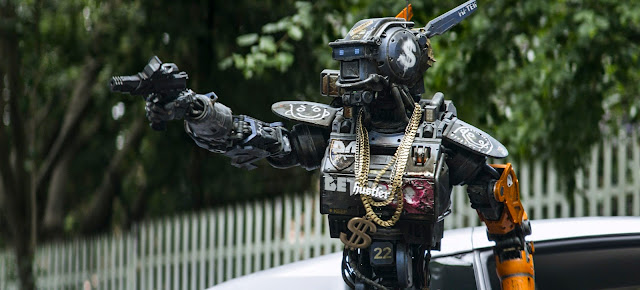 Robot Criminal